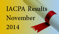 IACPA Results
